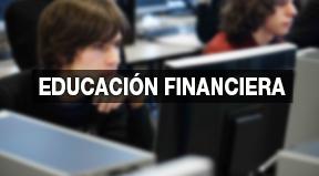 Imagen de portada de Educación financiera crítica